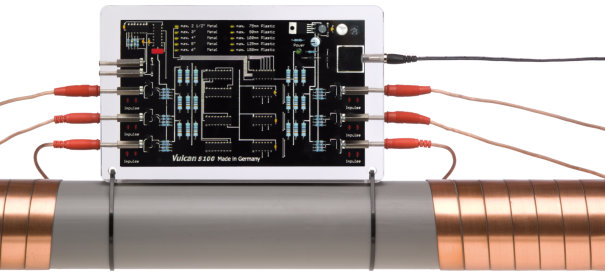 Vulcan S100- Commercial Electronic Hard Water Descaler