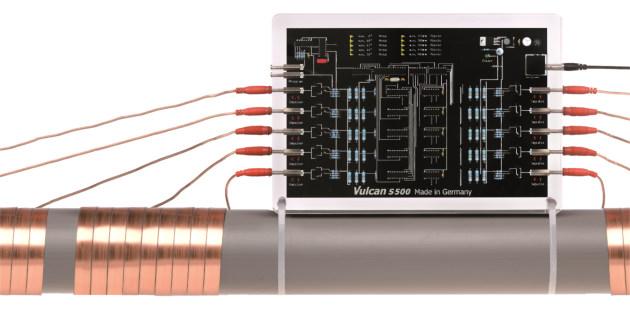 Vulcan S500- Industrial Electronic Hard Water Descaler